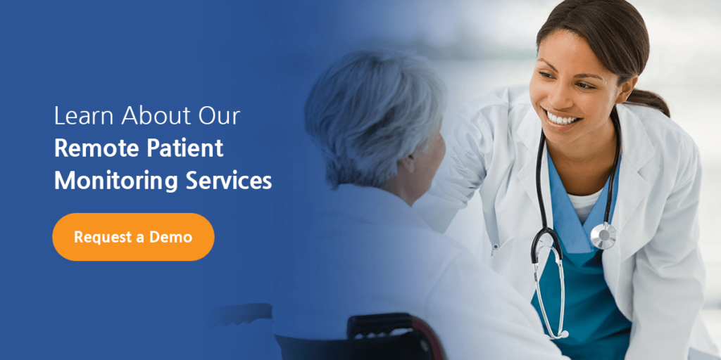 Learn about our Remote patient monitoring services.